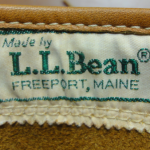 L.L Bean(エルエルビーン)のタグで見る年代の見分け方