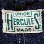 HERCULES(ヘラクレス)のタグで見る年代の見分け方
