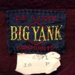 BIG YANK(ビッグヤンク)のタグで見る年代の見分け方