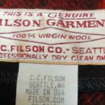 FILSON(フィルソン)のタグとその他で見る年代の見分け方