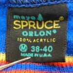 mayo SPRUCE(メイヨースプルース)タグで見る年代判別