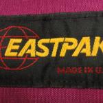 EASTPAK(イーストパック)のタグで見る年代の見分け方