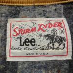 Lee(リー)をタグで年代判別【101-LJ STORM RIDER(ストームライダー)編】