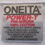 ONEITA(オニータ・オネイタ)のタグで見る年代の見分け方