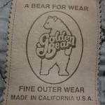 Golden Bear(ゴールデンベアー)タグで見る年代判別【GB Sport】