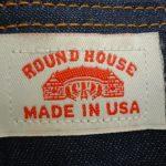 ROUND HOUSE(ラウンドハウス)タグで見る年代判別