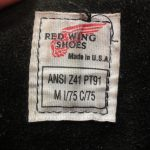 レッドウイングのブーツにある「PT」って表記は何なの?年代の見分け方も解説します【RED WING】