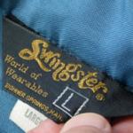 Swingster(スウィングスター)のタグで見る年代の見分け方