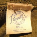 PANNILL(パニール)のタグを見て年代を見分ける方法