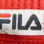 FILA(フィラ)のタグで見る年代の見分け方