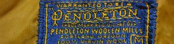 PENDLETON(ペンドルトン)のタグから見る年代別見分け方【ウールシャツ編】